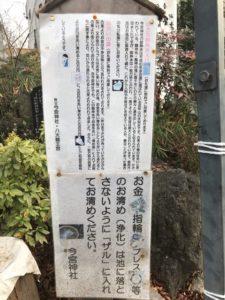 秩父今宮神社 清龍の滝