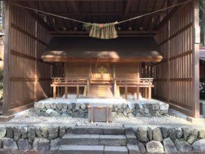 三峯神社 摂末社