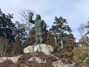 三峯神社 日本武尊