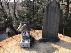 東沼神社 見沼富士