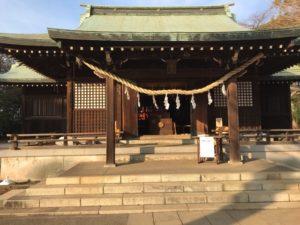 峯ヶ丘八幡神社