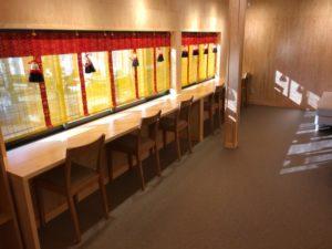 九重神社 待合室